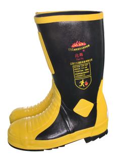 17式灭火防护靴
