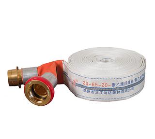 20-65-20超輕浮力消防水帶聚氨酯聚乙烯纖維絲