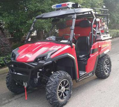 800四輪消防摩托車