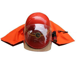 森林防火頭盔