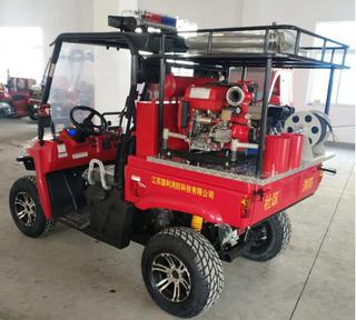 450四輪消防摩托車